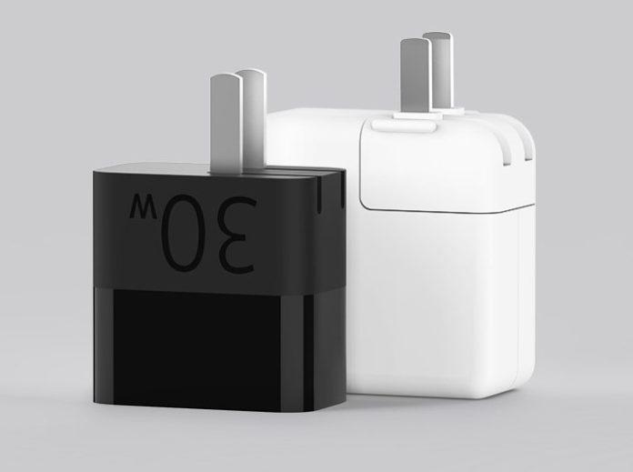 30-ваттная зарядка Xiaomi ZMI за 8 долларов