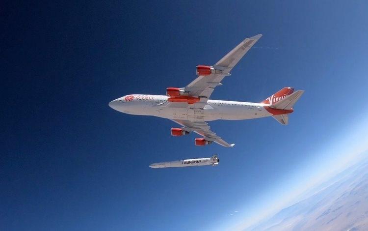 Virgin Orbit планирует отправить спутники к Марсу в 2022 году