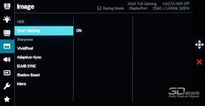 Новая статья: Обзор игрового WQHD-монитора ASUS TUF Gaming VG27AQ: избавление от кандалов