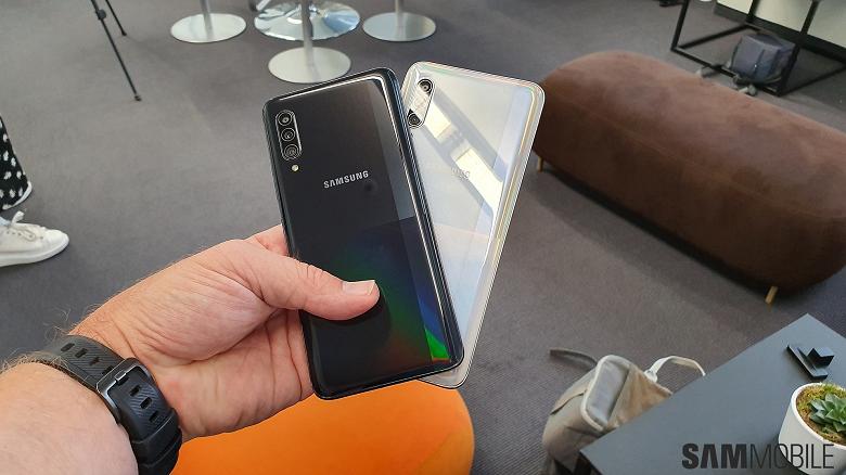 Секрет флагмана эконом-класса раскрыт. Полные характеристики Samsung Galaxy A91 утекли в сеть: с зарядкой, как у Galaxy Note10+