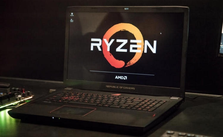 AMD может представить 7-нм мобильные Ryzen в первом квартале 2020 года