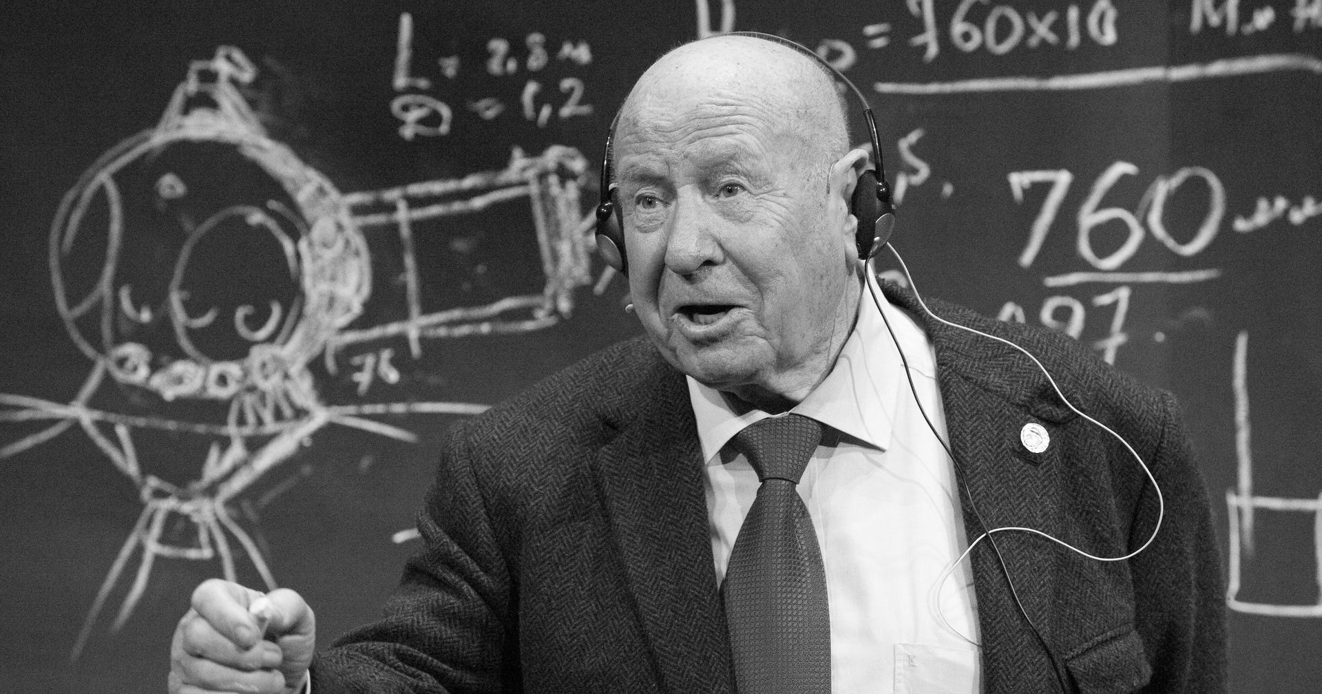 NASA почтило память Алексея Леонова