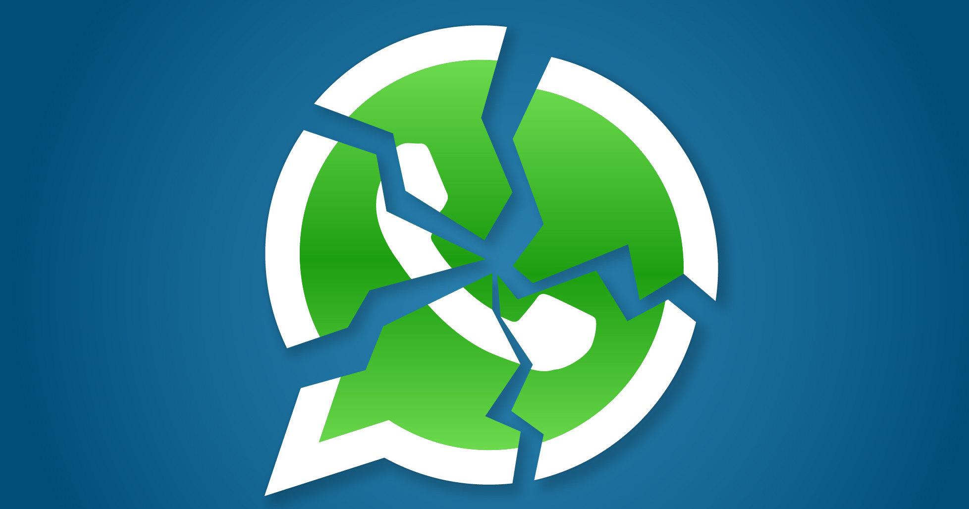 WhatsApp таинственно исчез из Google Play (и снова появился)