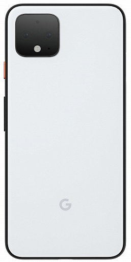 Черный, белый и розовый. Google Pixel 4 и Pixel 4 XL позируют на больших официальных рендерах
