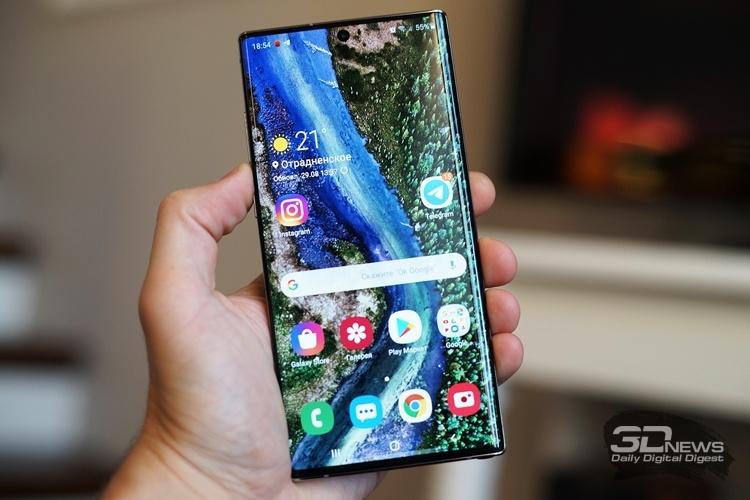 «Доступный» фаблет Samsung получит имя Galaxy Note 10 Lite