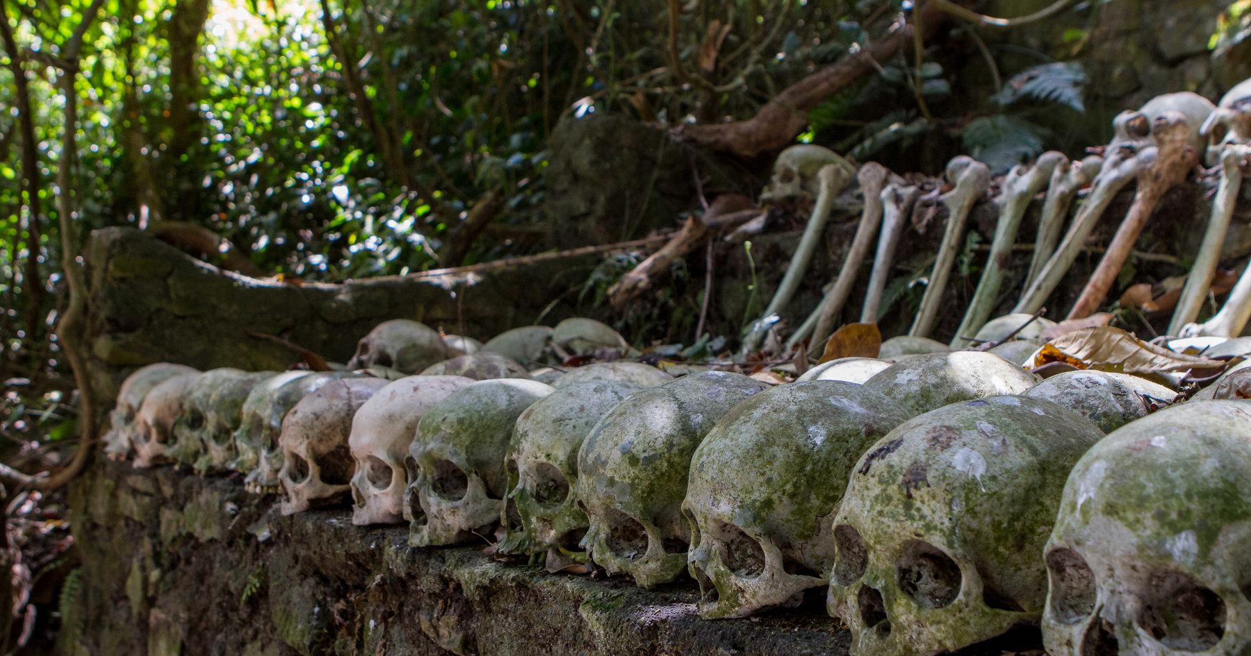 Житель Индонезии пережил собственные похороны