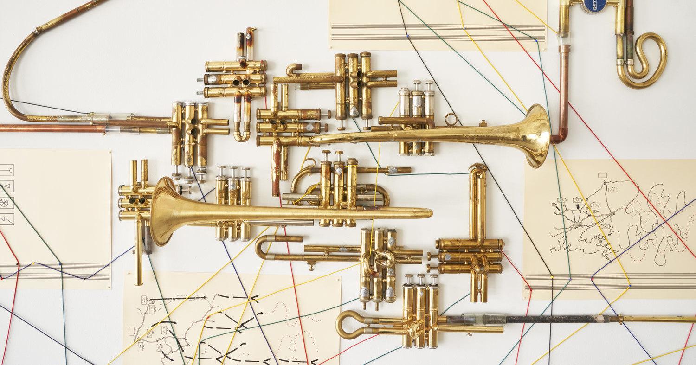 Звуковые скульптуры, в которые можно играть