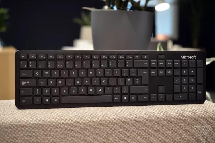 Microsoft добавила на свои клавиатуры две новые клавиши