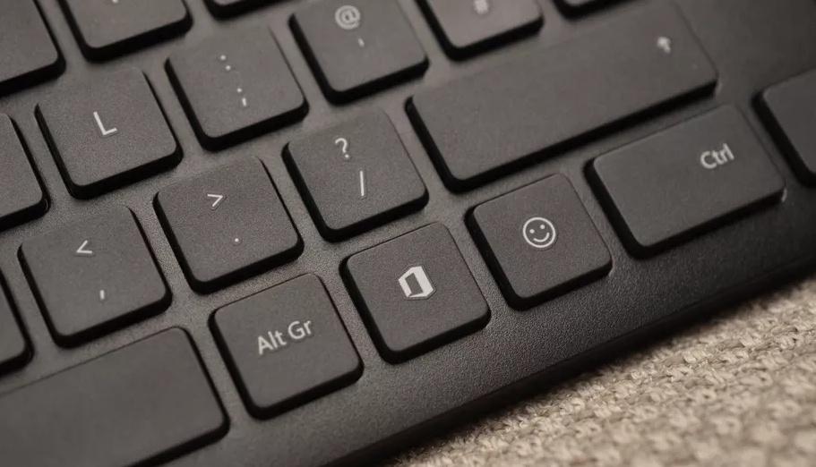 Microsoft выпускает клавиатуры с новыми клавишами — Office и Emoji - 1