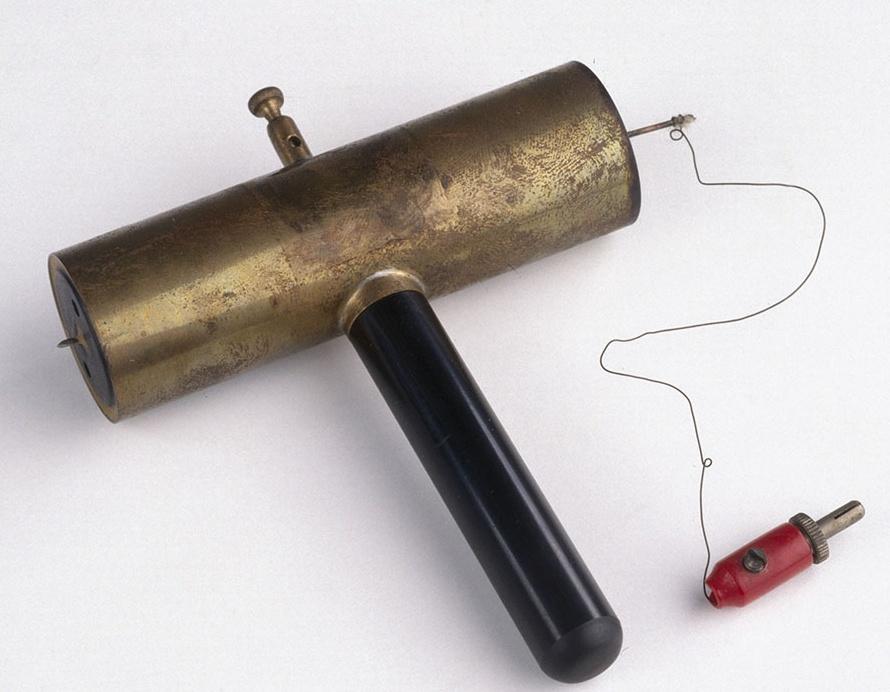 Дозиметр для Серёжи. Часть II. «столетние трубки» vs мирный атом - 3