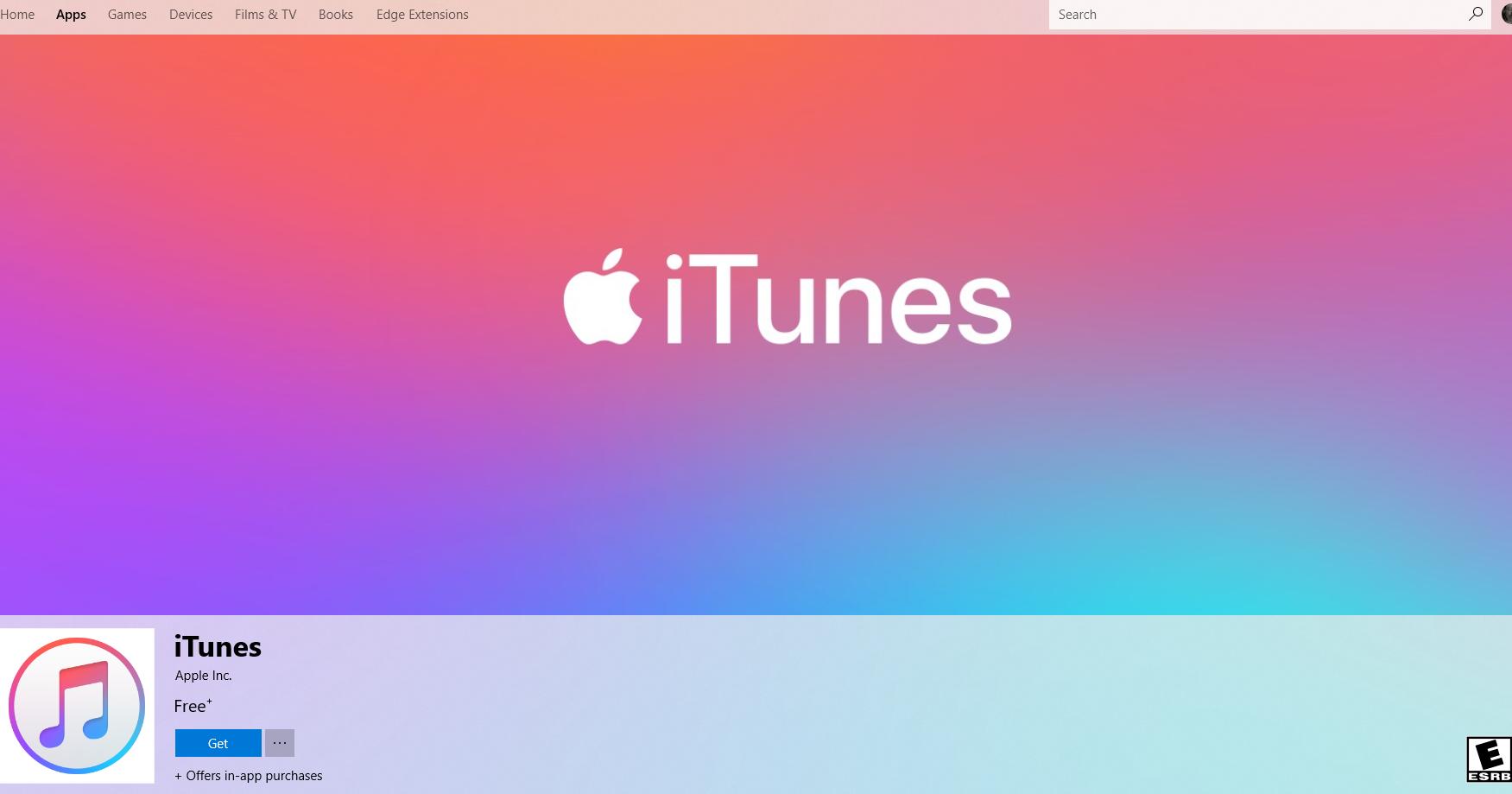 iTunes открыл путь для вирусов на Windows