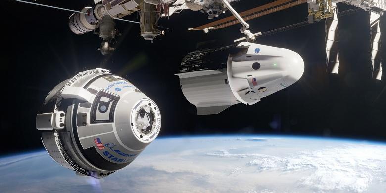 Пилотируемые полёты космических кораблей SpaceX и Boeing перенесены на 2020 год