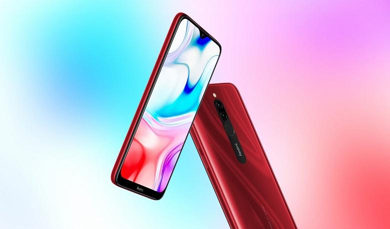 Современный 100-долларовый смартфон в исполнении Redmi поступает в продажу