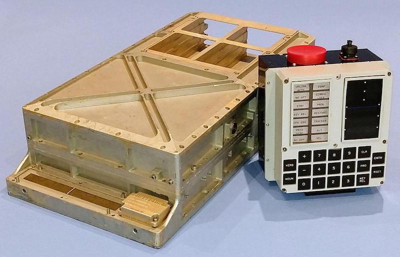 10.3 секунды на хеш: майнинг на бортовом управляющем компьютере КА Аполлон - 7
