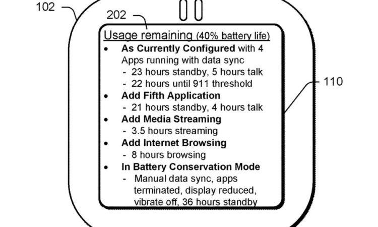 Microsoft патентует более точный счётчик уровня заряда батареи