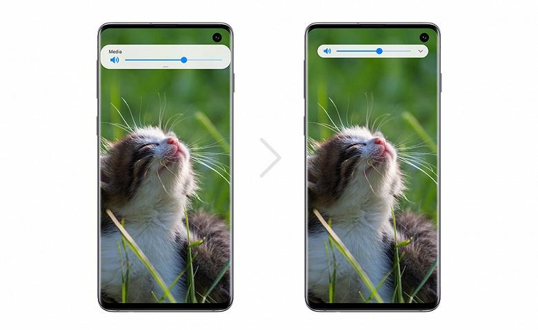 Samsung рассекретила особенности фирменной оболочки Android 10 для смартфонов. Стартовал международный бета-тест