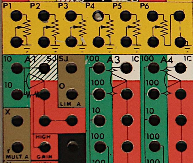 Реверс-инжиниринг малошумящих операционных усилителей из аналогового компьютера 1969 года - 10