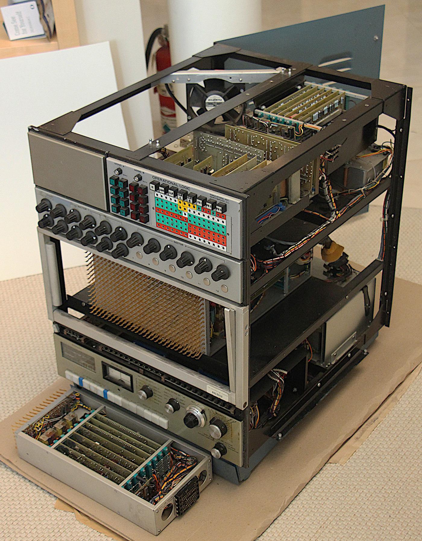 Реверс-инжиниринг малошумящих операционных усилителей из аналогового компьютера 1969 года - 5