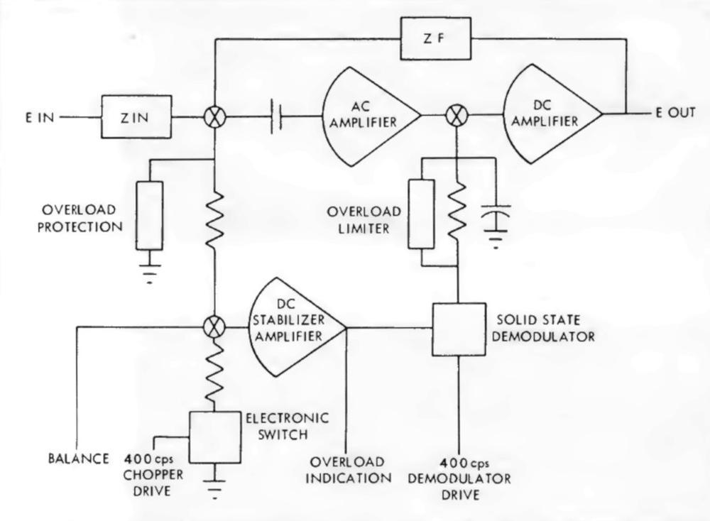 Реверс-инжиниринг малошумящих операционных усилителей из аналогового компьютера 1969 года - 7