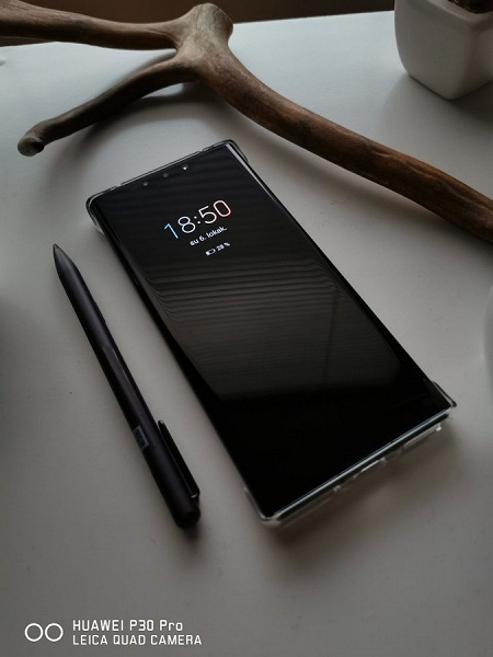 В Huawei Mate 30 Pro внезапно обнаружился «сабвуфер»