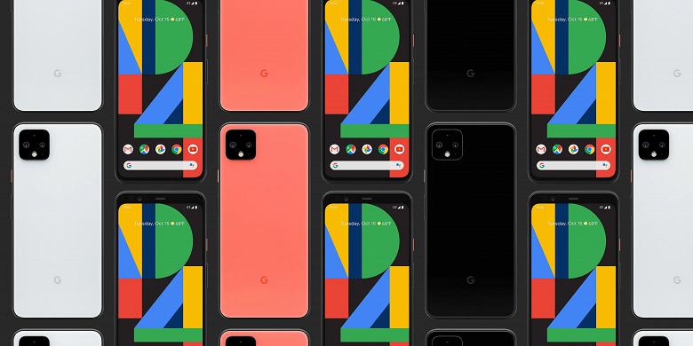Google представила смартфоны Pixel 4 и 4 XL