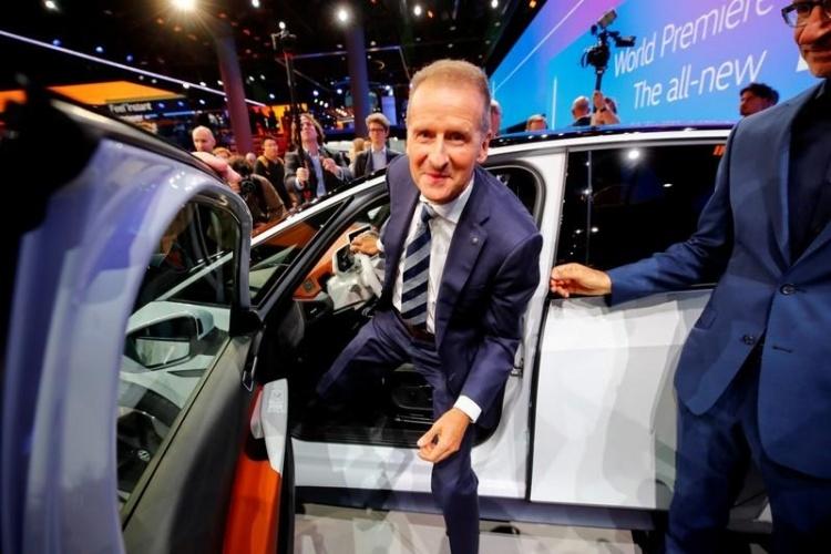Volkswagen не ждёт падения прибыли из-за перехода на выпуск электромобилей