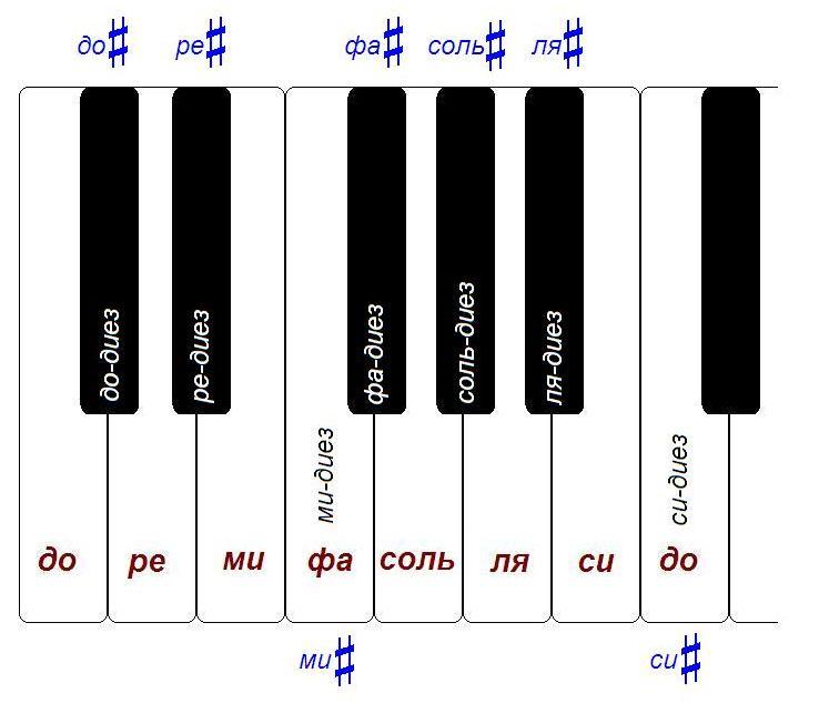 Число, лежащее в основе современной музыки - 1