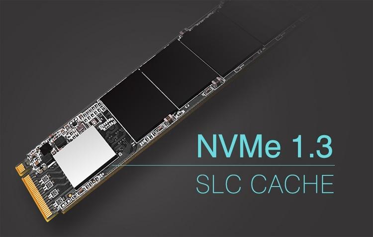 Накопители Silicon Power P34A60 M.2 NVMe SSD имеют ёмкость до 2 Тбайт
