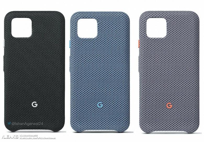 Официальные аксессуары для Google Pixel 4 на качественном изображении