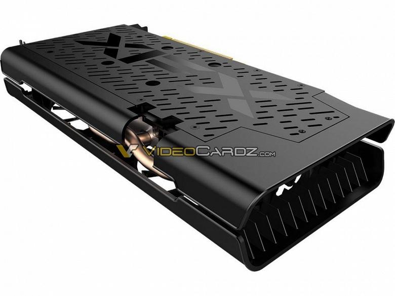 Первые изображения нереференсной видеокарты Radeon RX 5500