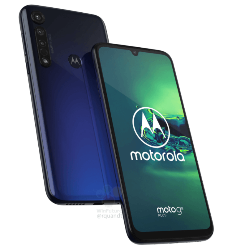 Смартфон Moto G8 Plus с чипом Snapdragon 665 и камерой на 48 Мп представят 24 октября