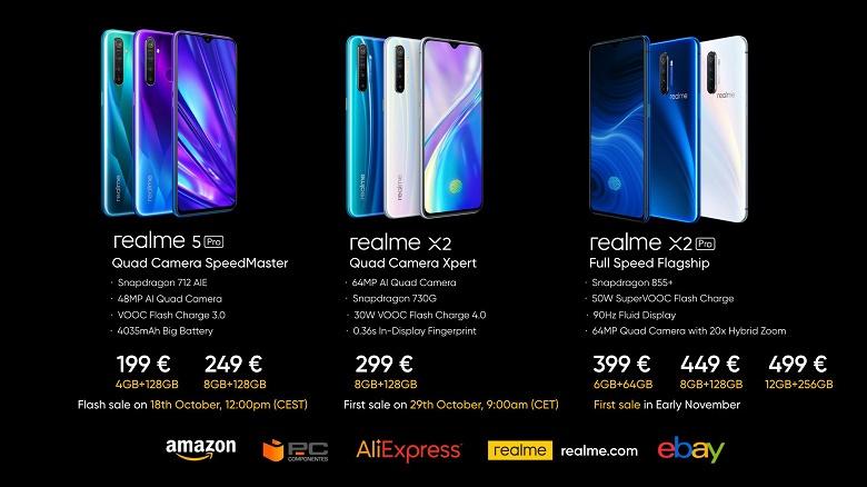 Убийца Redmi и Xiaomi готовит большое наступление за пределы Китая. Официальные сроки выпуска и цены для Европы