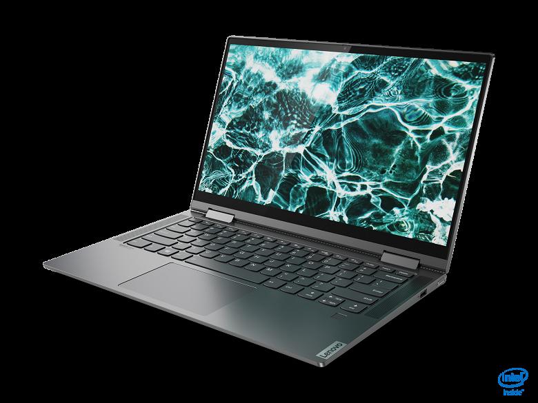 В России представлен мощный ноутбук Lenovo Yoga C940 с отличной автономностью
