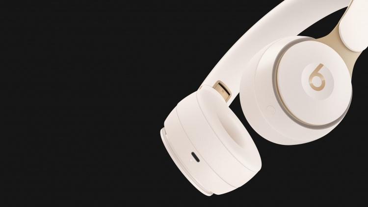 Beats анонсировала накладные наушники Solo Pro за $300 с шумоподавлением и Siri
