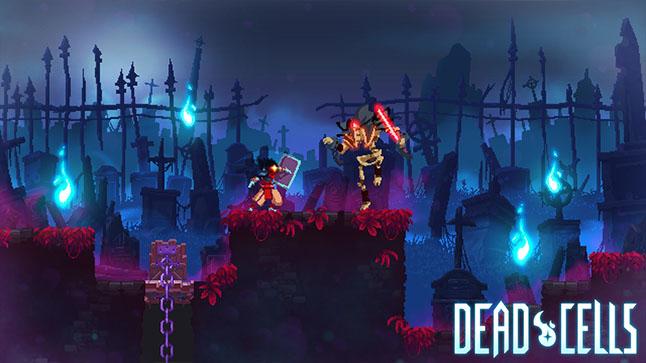Дизайн цвета загадочных миров Dead Cells - 14