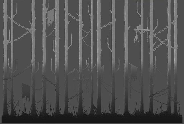 Дизайн цвета загадочных миров Dead Cells - 16