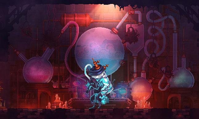 Дизайн цвета загадочных миров Dead Cells - 9