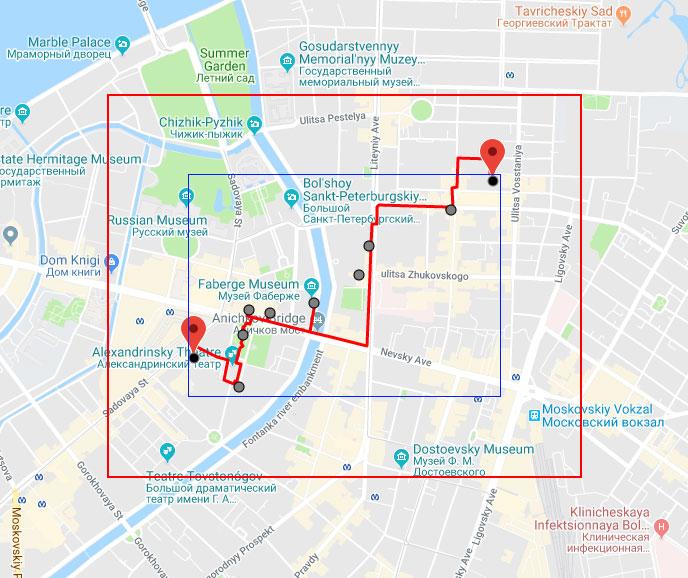 Длинная история путеводителя — как я 5 лет писал сервис для умных пешеходных маршрутов - 4