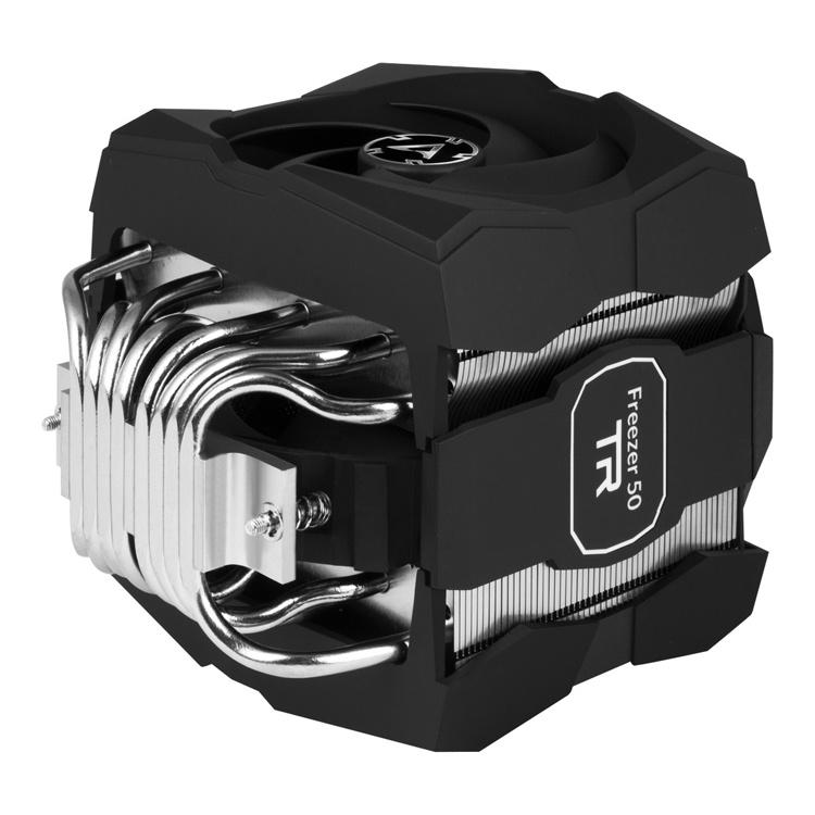 Arctic Freezer 50 TR ARGB: мощный кулер для процессоров AMD Ryzen Threadripper