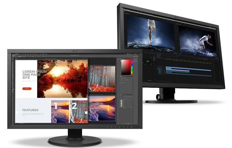 EIZO оснастила 4К-монитор ColorEdge CS2740 портом USB Type-C