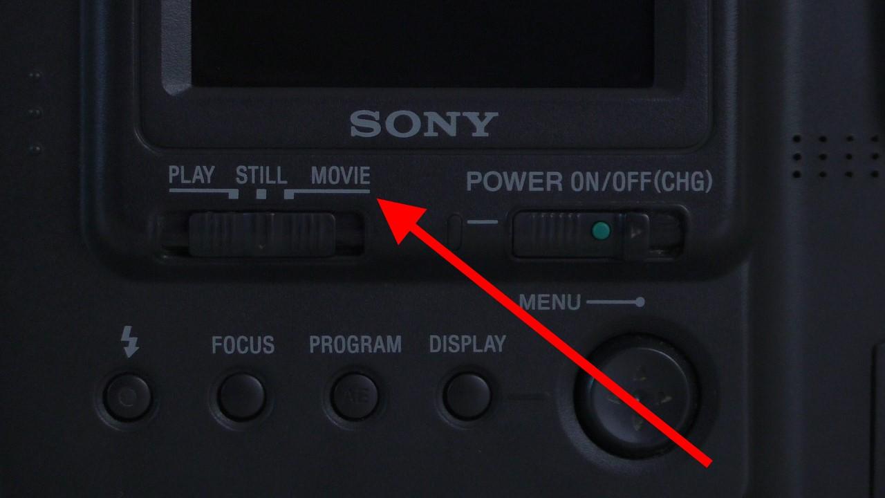 Фотоаппарат на дискетах: 8 интересных фактов о Sony Mavica MVC-FD85 (много картинок) - 7