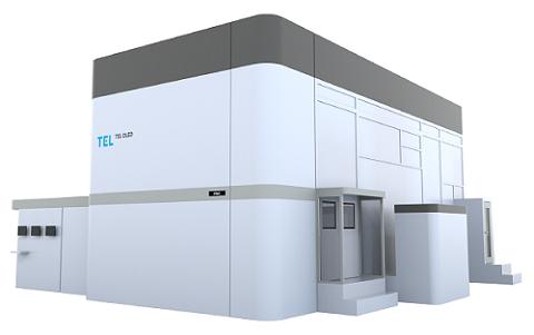 Система струйной печати TEL Elius 500 Pro предназначена для производства дисплеев OLED