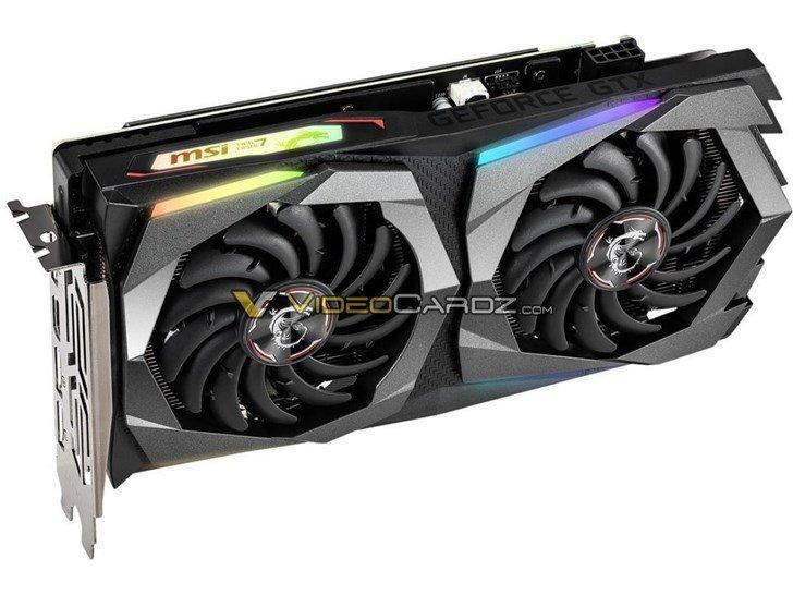 Видеокарта GeForce GTX 1660 Super выйдет 29 октября, GeForce GTX 1650 Ti задерживается
