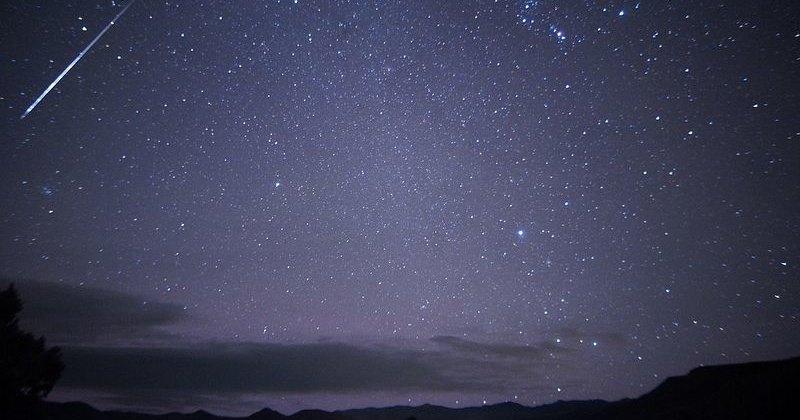 22 октября на Землю прилетят Ориониды
