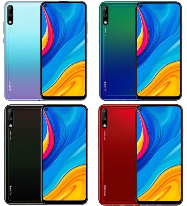 Huawei Enjoy 10: «дырявый» дисплей, 48-Мп камера, 6 Гбайт ОЗУ и Kirin 710F