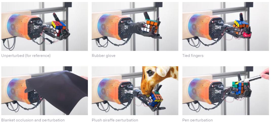 OpenAI научила нейросеть собирать кубик Рубика одной роборукой - 2