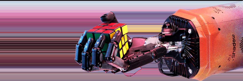 OpenAI научила нейросеть собирать кубик Рубика одной роборукой - 1