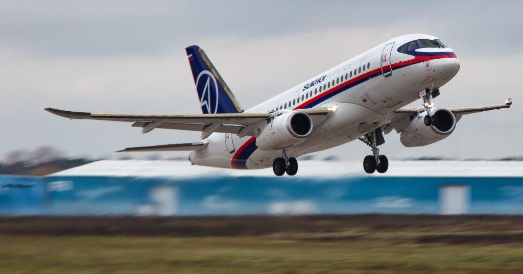 Sukhoi Superjet 100 получил «сайберлеты»