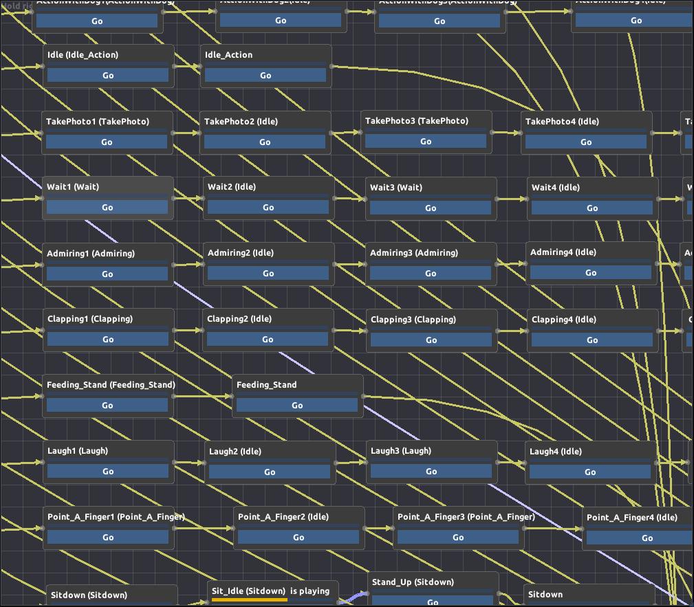 Анимационный граф состояний - 7
