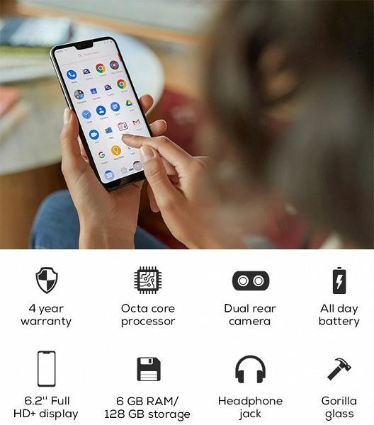 На выпуск смартфона Teracube собрано в пять раз больше средств, чем было намечено